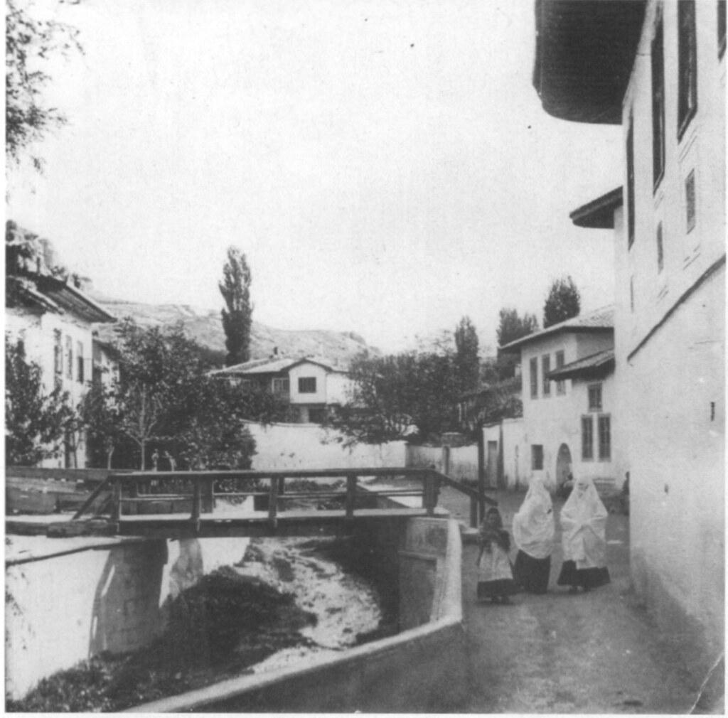 На улице Бахчисарая