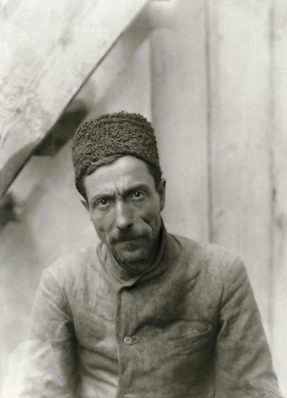 Дубильщик. Бахчисарай. 1920.