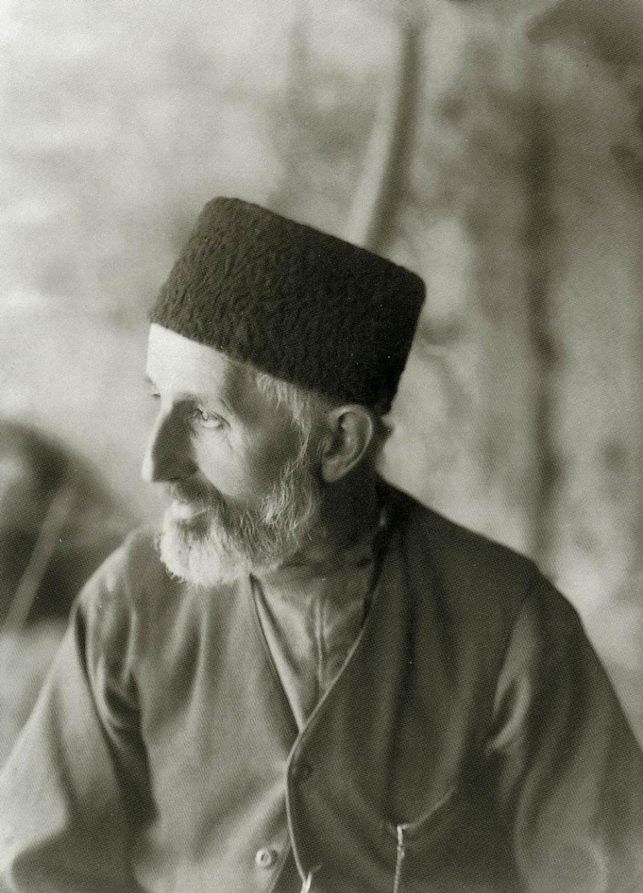 Дубильщик. Бахчисарай. 1920