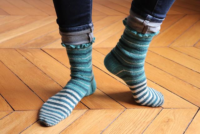 Les chaussettes Alice