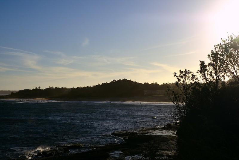 Warrain Beach, from Penguins Head