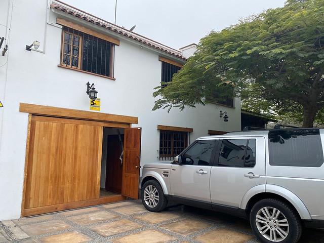 Alquilo Casa San Isidro