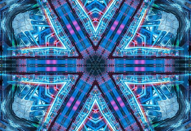 transit center kaleidoscope