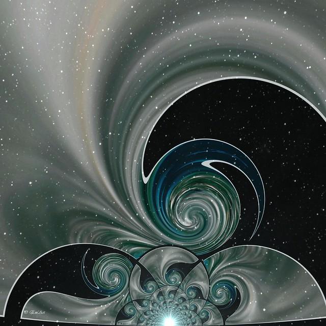 Aux Portes de l'Univers - To the Universe's Doors