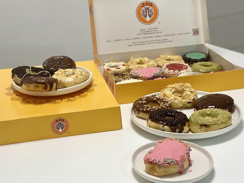 JCo Donuts 9th Anniversary