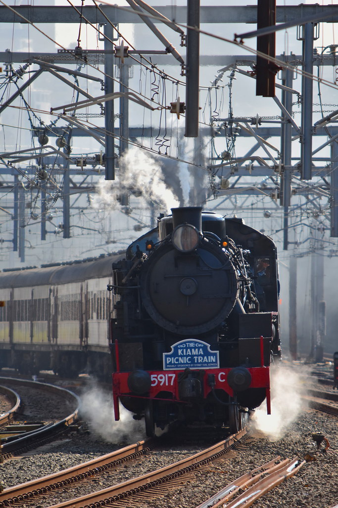 5917 | Kiama Picnic Train | Redfern