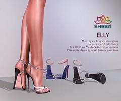 [Sheba] Elly Heels