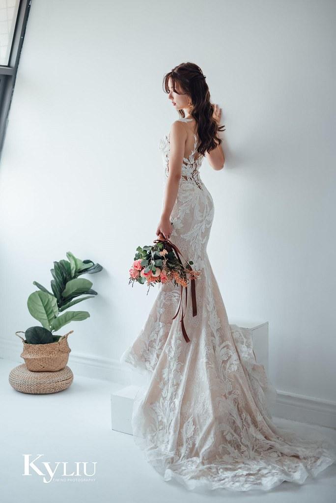婚紗怎麼挑