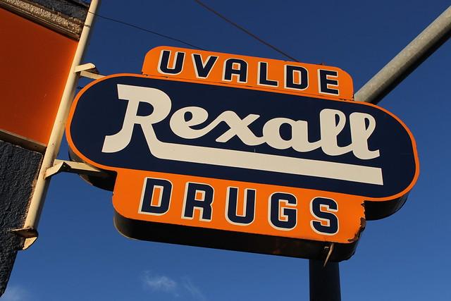 Uvalde Rexall Drugs, Uvalde, TX
