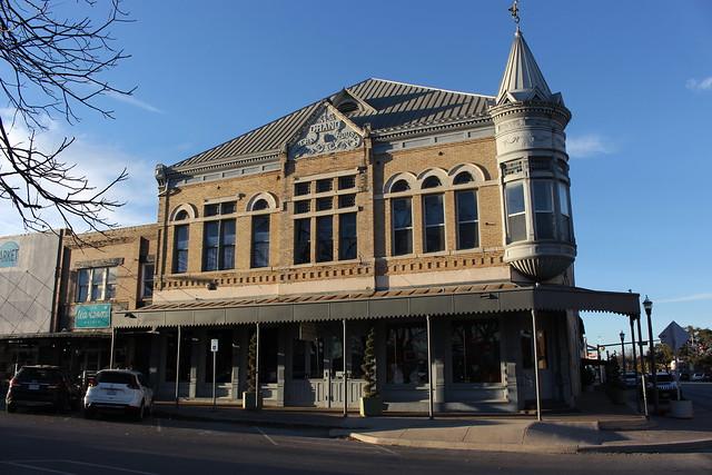 Grand Opera House, Uvalde, TX
