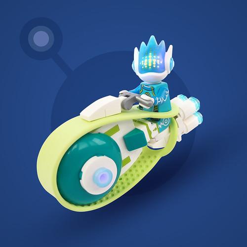 Alien Speeder