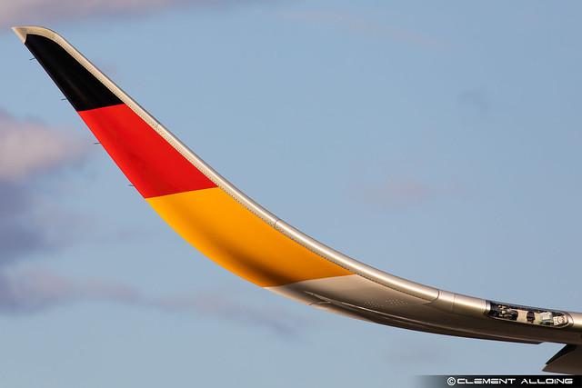 German Air Force Airbus A350-941 cn 468 10+01