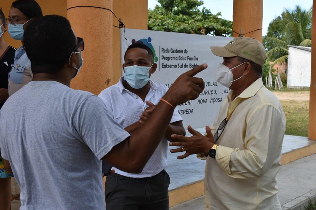 Encontro em Caravelas dos gestores do Bolsa Família no extremo sul Bahia (11)