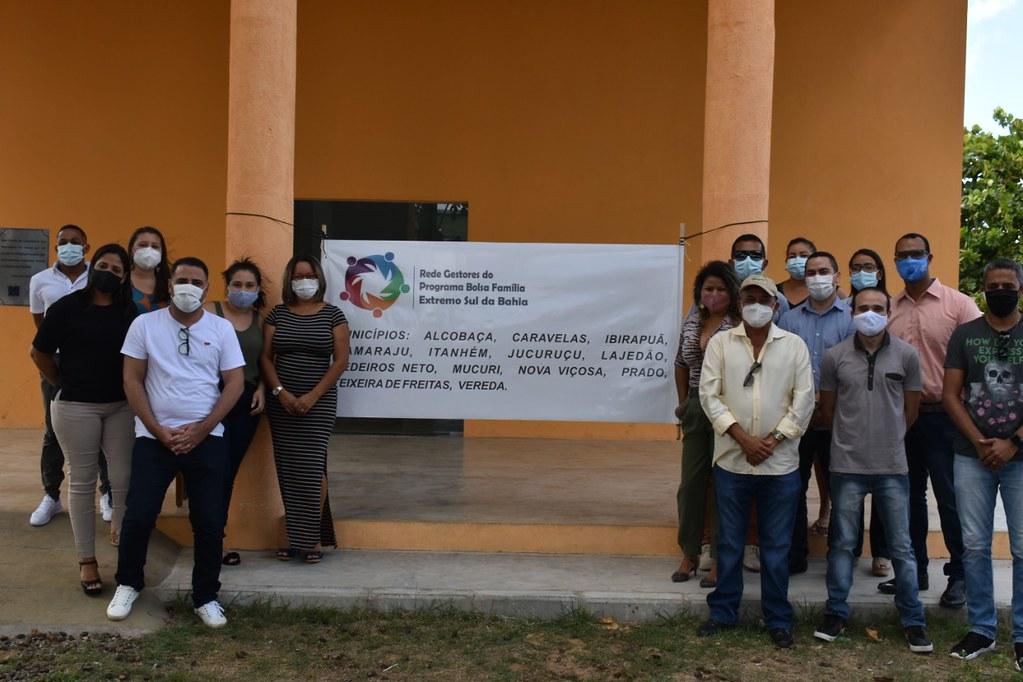 Encontro em Caravelas dos gestores do Bolsa Família no extremo sul Bahia (8)