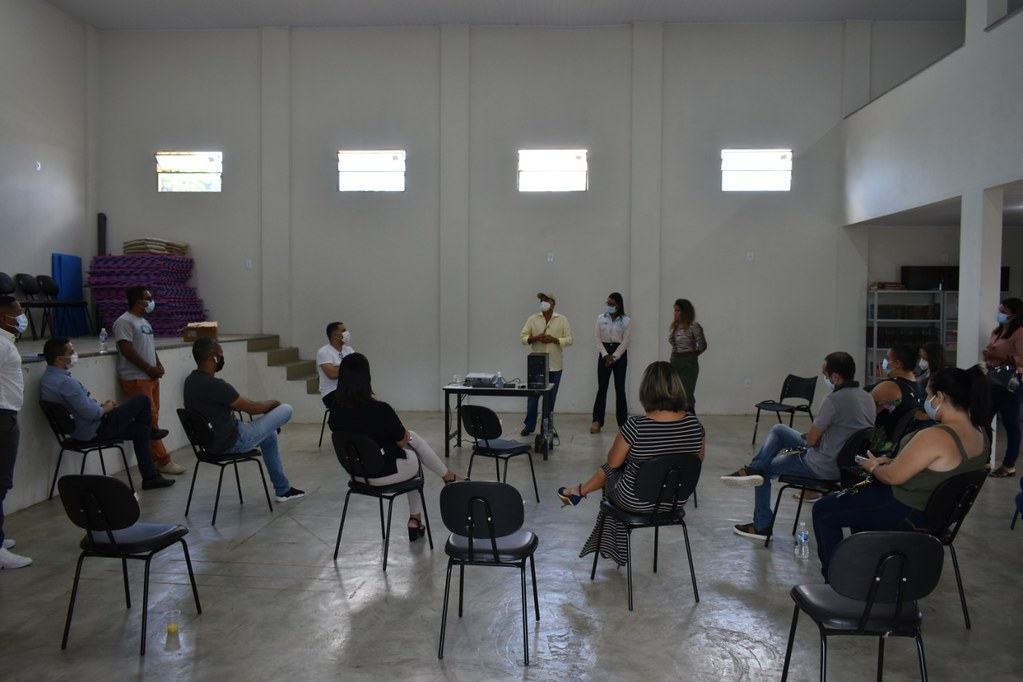 Encontro em Caravelas dos gestores do Bolsa Família no extremo sul Bahia (4)