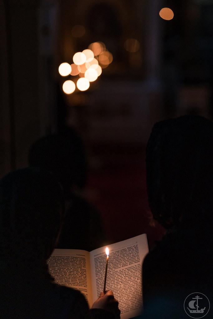 15 марта 2021, Понедельник Первой седмицы Великого поста / 15 March 2021, Monday of the 1st Week of Great Lent