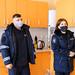 Documentation visit of police officers to Gagauzia GBV shelter