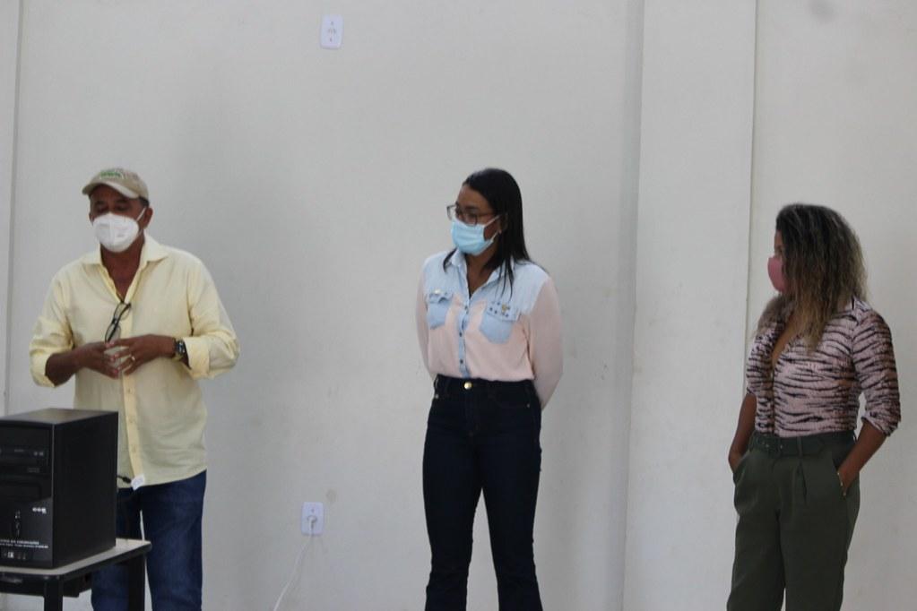Encontro em Caravelas dos gestores do Bolsa Família no extremo sul Bahia (24)