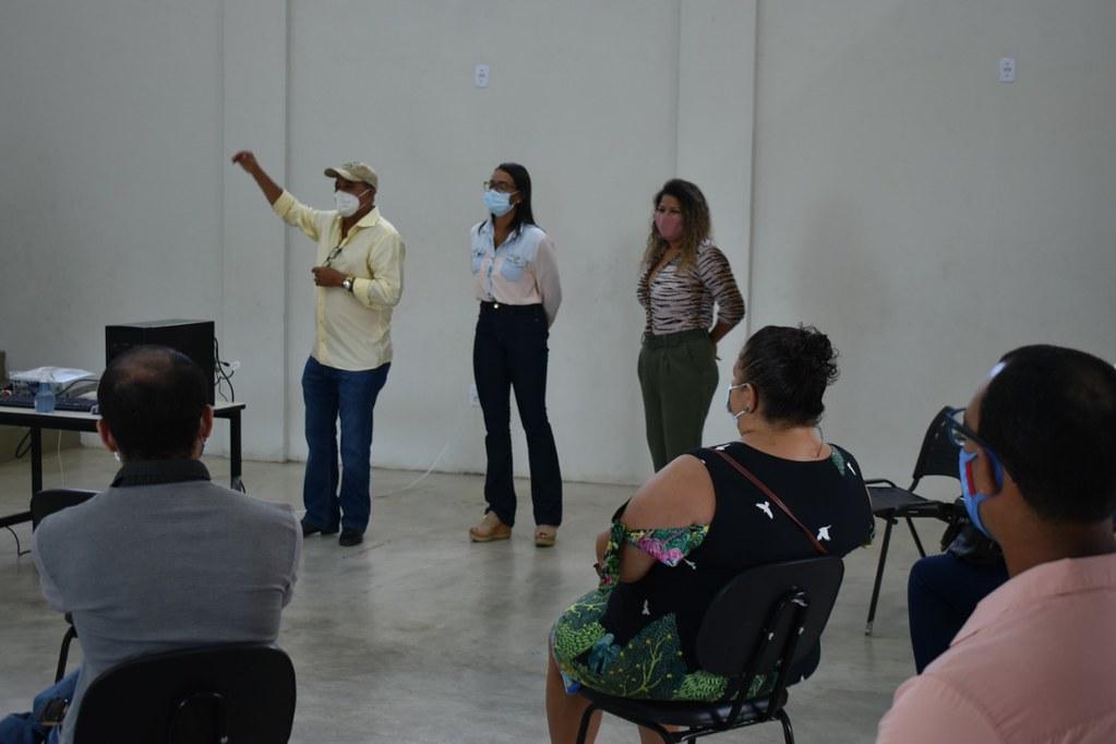Encontro em Caravelas dos gestores do Bolsa Família no extremo sul Bahia (2)