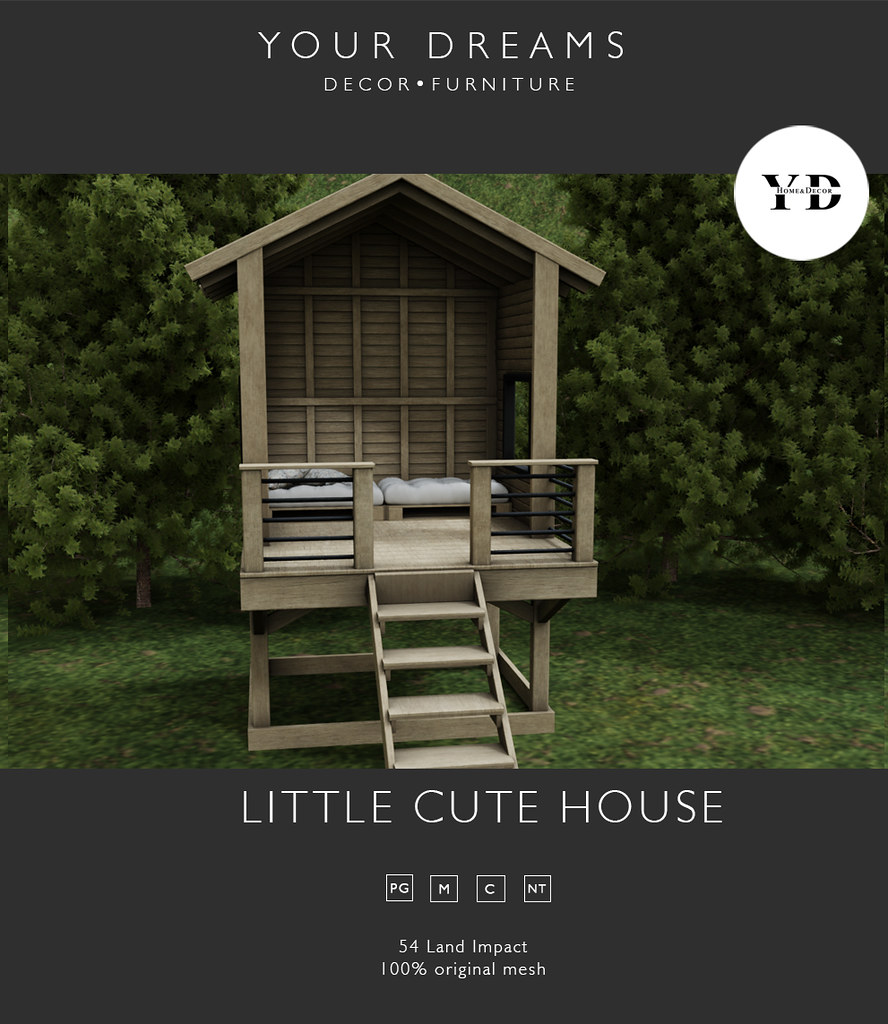{YD}Little cute house