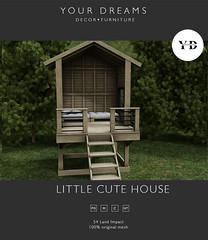 {YD}Little cute house