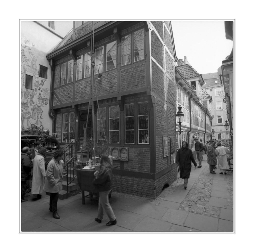 Krameramtswohnungen 1991