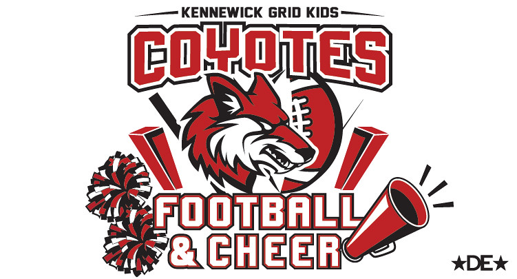 Coyotes Football and Cheer Gear