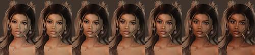 Fiore Bianca Skin Tones