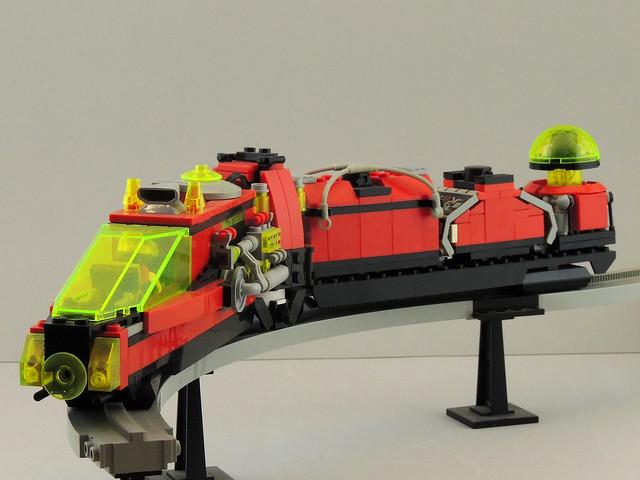 M:tron Monorail