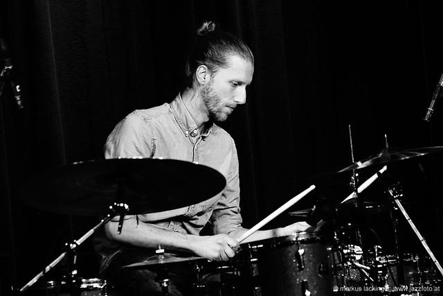 Klaus Brennsteiner: drums