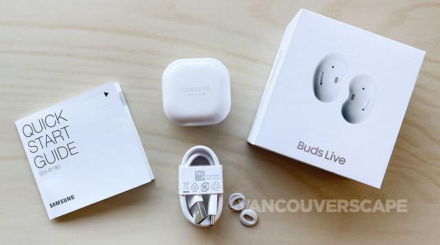 Samsung Galaxy Buds Live-3