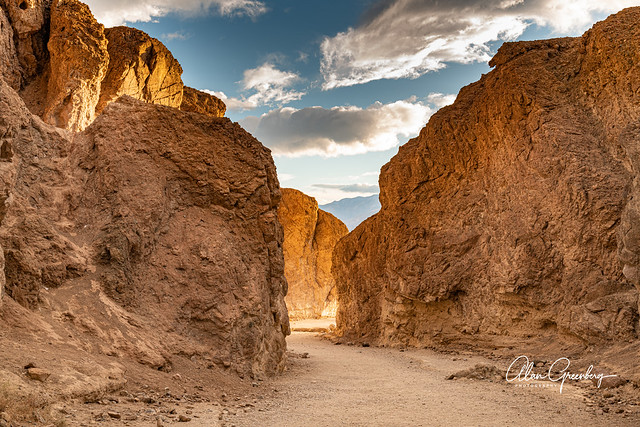 Golden Canyon 1