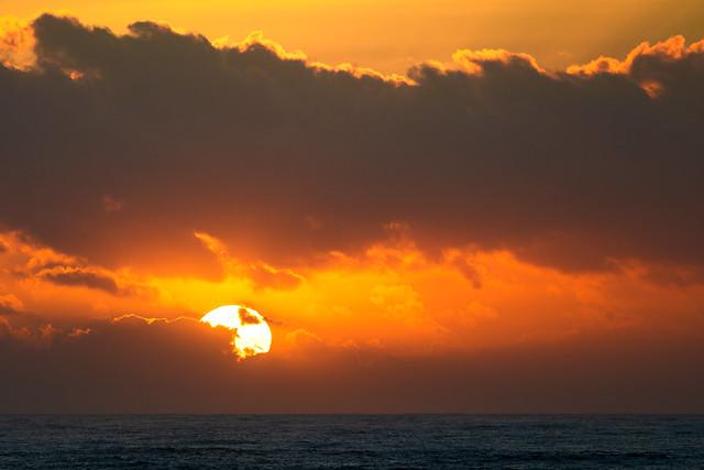 Rockaway Beach Sunset - Explore