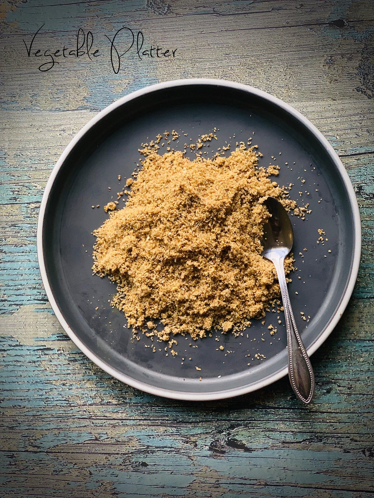 Spice Powder For Tendli Bhaat