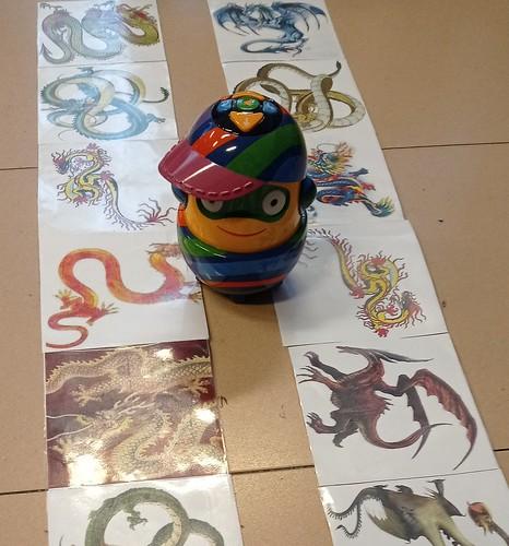 Proyecto Dragones - Next