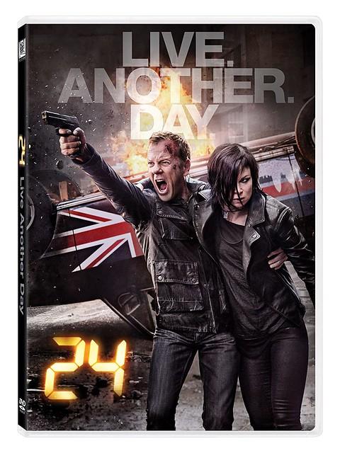 دانلود سریال 24: Live Another Day