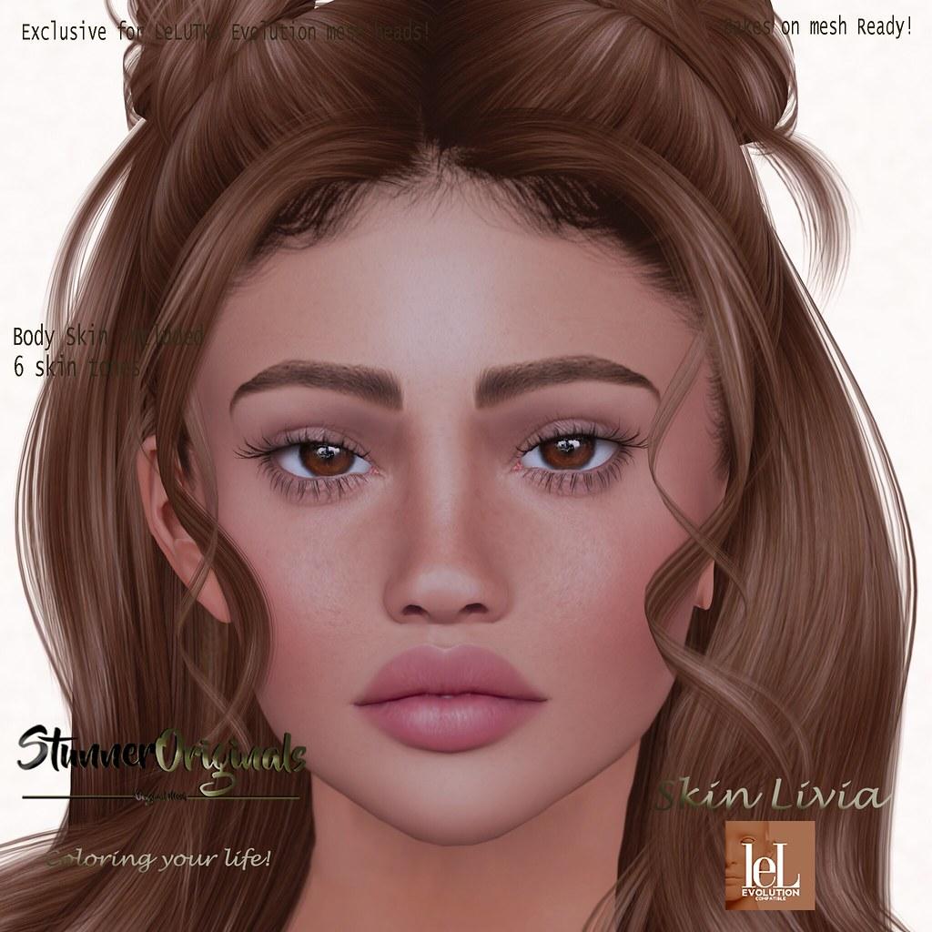 StunnerOriginals ::. Skin Livia