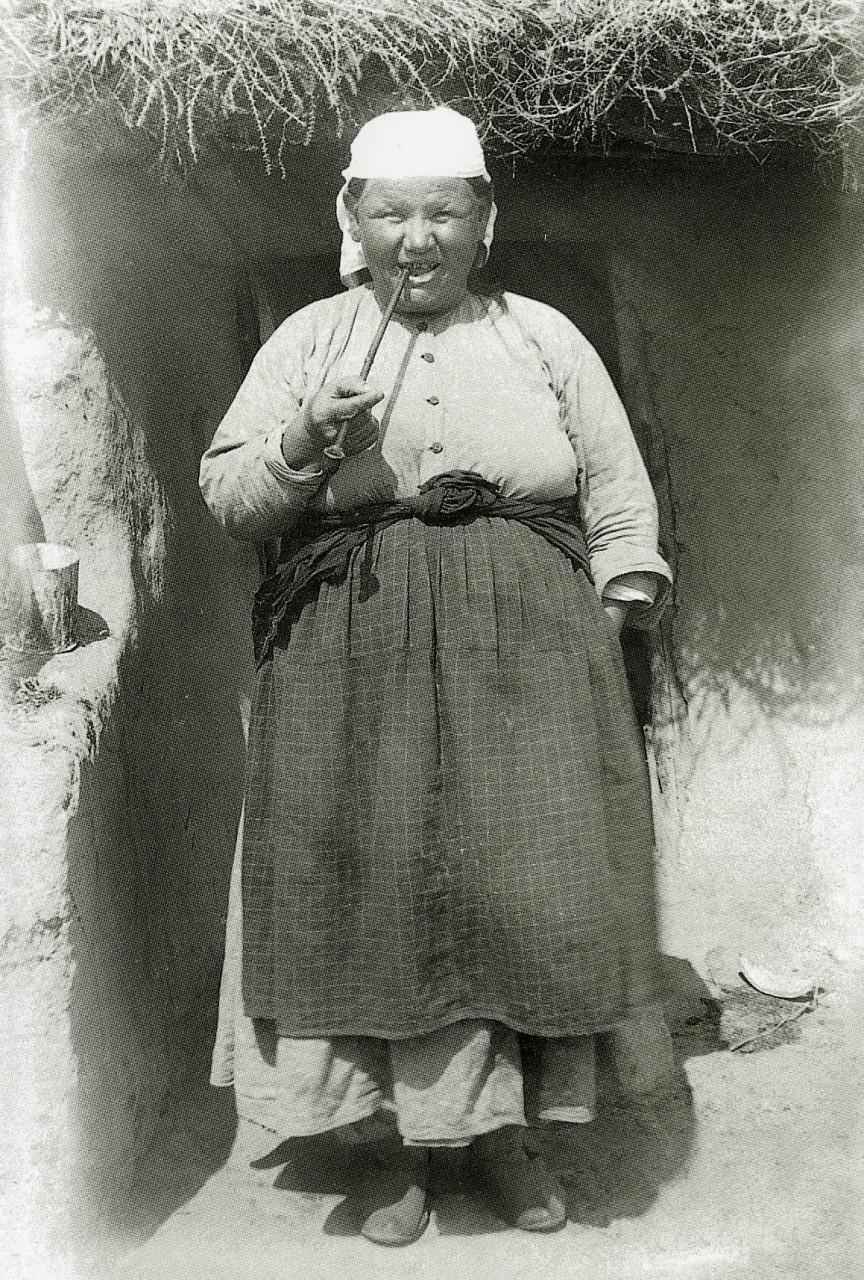 Селянка. Степной Крым. 1920