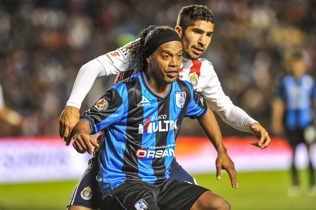 Queretaro vs Chivas - Clausura 2015