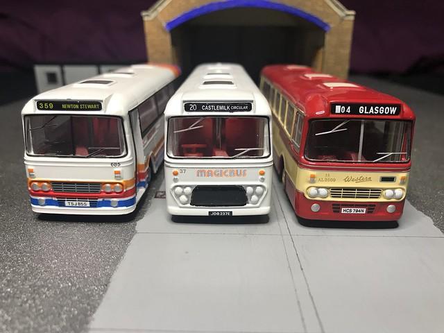 "Model Bus Scotland - Theme Weekend, ""Favourite single decker"""