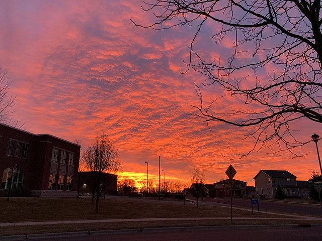 2021-074 - Red Sky At Morning