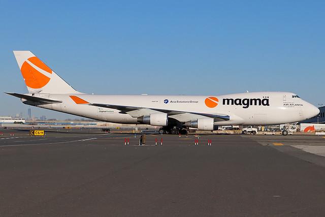 TF-AMC   Boeing 747-412F   Magma Aviation (Air Atlanta Icelandic)