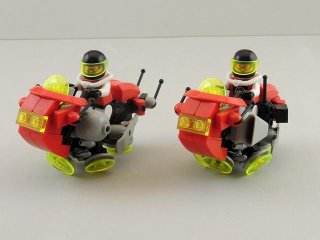 Hoverbike Pathfinders