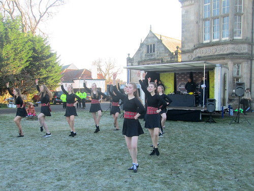 Highland Dancers, St Andrews, Fife