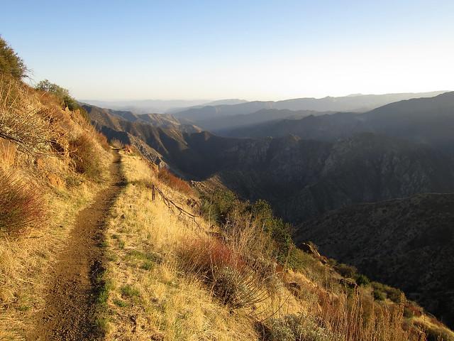 The Piru Backcountry