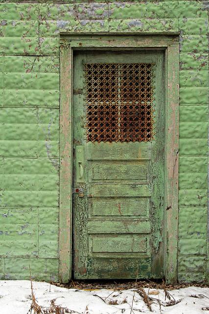 Secure Door- Garage Series
