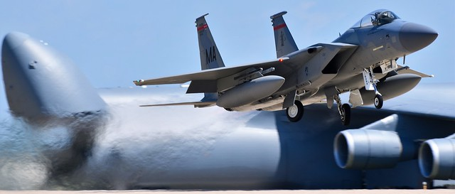 McDonnell Douglas Jet (now Boeing)   F-15 Eagle C/D 78-544 104th Fighter Wing USAF