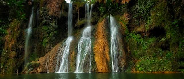 Dai Yem Waterfalls
