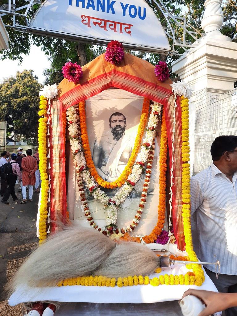 Thakur's Tithi Puja (2)