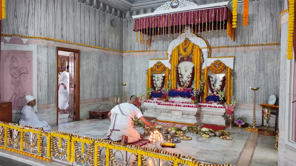 Thakur's Tithi Puja (151)